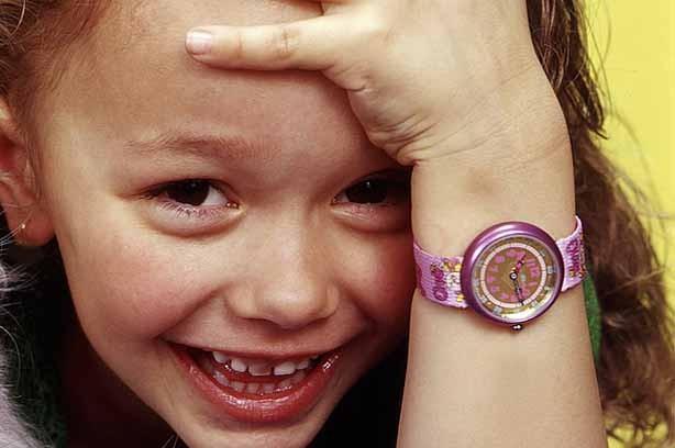 a-girl-wearing-a-watch