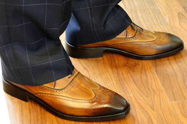 How To Wear Your Designer Handmade Italian Shoes